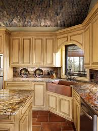 Faux Painting Cabinets Houzz - Faux kitchen cabinets