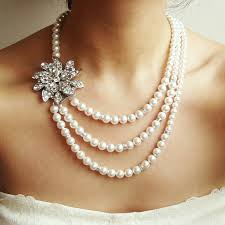 meaning pearl necklace images Cool pearl necklace jewelry wedding leaf coin meaning box store jpg