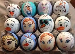 Disney Princess Easter Egg Decorating Kit by Last Frozen Set Easter Eggs By Rene L Deviantart Com On