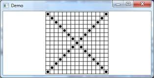 javafx grid layout exle javafx 8 resizeable quadratic grid stack overflow