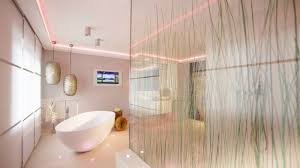 led spots badezimmer spa design