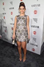 Young Vanity Maria Menounos At Vanity Fair And Fiat Celebration Of Young