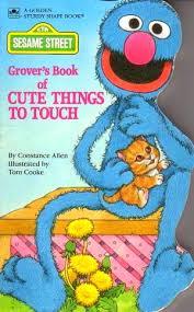 grover u0027s book cute touch muppet wiki fandom