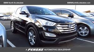 2013 hyundai santa fe limited 2013 used hyundai santa fe awd 4dr 2 0t sport at mercedes of