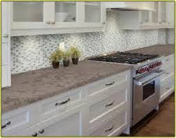 Brown Beige Tones Wall Tile Contemporary Tile By Lowes Lowes - Peel and stick backsplash lowes