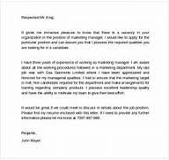 marketing cover letter template gallery of marketing research consultant cover letter sample