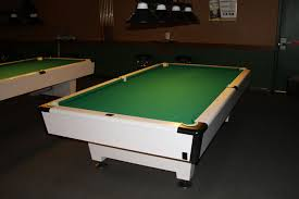 kasson pool table prices how much are 9 commercial kasson pool tables worth