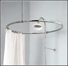 Ceiling Mounted Shower Curtain Rods by Plain Ceiling Mounted Shower Curtain Rods 36 2581459316 In