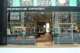 porsche design store design store