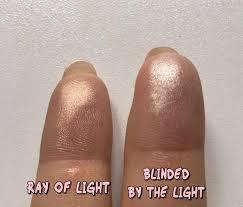 love light prismatic highlighter too faced love light prismatic highlighters review