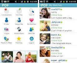pof apk free pof dating app guide apk free social app for