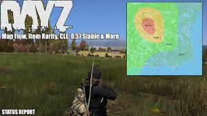 Dayz Sa Map Dayz Standalone Map Flow Item Rarity Cle 0 57 Stable U0026 More