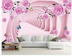 wallpaper for house customize wallpaper papel de parede full house rose living room sofa