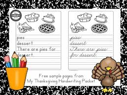 Thanksgiving Writing Pages 47 Best Thanksgiving Images On Pinterest Thanksgiving Activities