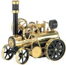 d430 steam locomobile