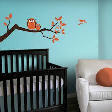 Owl Wall Decals Nursery by Owl Tree Branch Wall Decal Neutral Nursery Vinyl Wall Decals