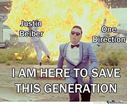 Psy Meme - yes psy we need you by brooker211 meme center