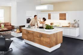 tendance cuisine cuisine tendance bois cuisiniste la baule14