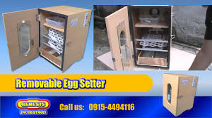 egg incubator youtube