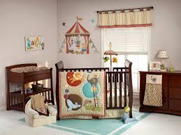 Babies R Us Nursery Decor Nojo By Mcdonald Amazing Animals 5 Crib Set Nojo