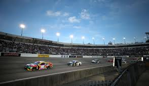 light up car track as seen on tv national nascar ratings plunge as richmond race draws 1 3 million