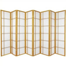 best quality extra tall room dividers 7ft botanic japanes