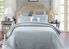 Free Bed Sets Free Style Geometric Size Bedding Sets Embroidered 3pcs With