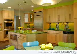 Green Kitchen Designs 15 Amazingly Homey Green Kitchen Designs Home Design Lover