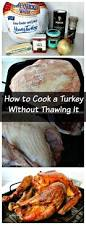 best way to season a turkey for thanksgiving easy way to cook a turkey how to cook a turkey without thawing it