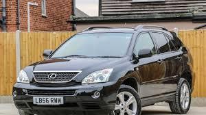 lexus rx400h used parts lexus rx400h 3 3 hybrid se l 4x4 4wd auto sunroof rear dvd sat nav