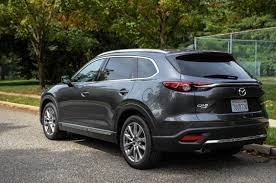 first drive 2017 mazda cx 9 affordable bmw x5 alternative