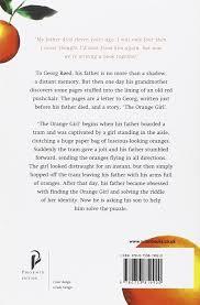 orange jostein gaarder 9780753819920 amazon com books