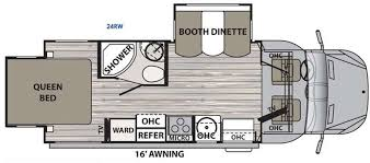 class b motorhome floor plans dynamax isata 3 diesel class c motorhome powerfully compact coach