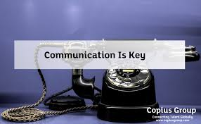 Importance Of Email Communication In Business by Communication Is Key The Copius Group