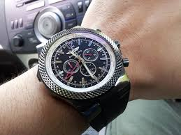 breitling bentley on wrist post pictures of your breitlings archive rolex forums rolex