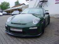 porsche british racing green for sale british racing green porsche 911 gt3 rs tuningblog eu