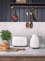 White Kettles And Toasters You Can Now Buy The Smeg Kettle And Toaster In White