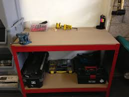 Install Bench Vise Vice Positioning On New Workbench Singletrack Forum