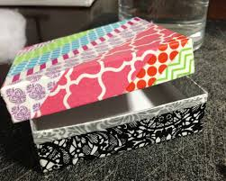 make a thing washi tape boxes autostraddle