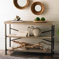 wood and metal console table 23 best these will console you nicely images on pinterest console