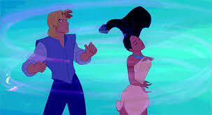 Disney Pocahontas John Smith Color Of The Wind Neverstopdreaming