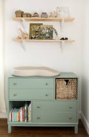 Baby Dressers And Changing Tables Best 25 Changing Table Dresser Ideas On Pinterest Baby Nursery