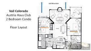 2 bedroom condo floor plans austria haus resort condo floor plans austria haus