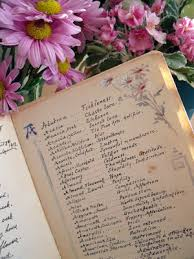 The Language Of Flowers Show And Tell Friday The Language Of Flowers Grateful Prayer