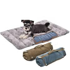 Foldable soft travel dog bed free shipping classycustompets