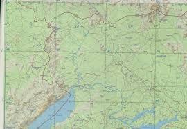 Navigation Map Nationmaster Maps Of Uganda 5 In Total
