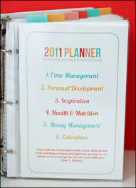 your own planner it s a new day planner options