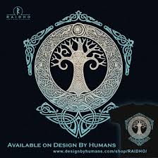 design by humans uk yggdrasil tree of life by raidho dmt on deviantart