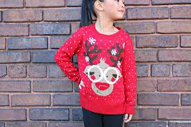 get festive this season with sweaters from