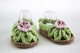 adorable knitted baby booties that make perfect shower gifts